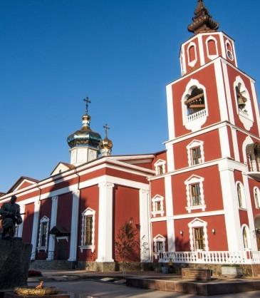 Храм Святого Николая Чудотворца, г. Кривой Рог