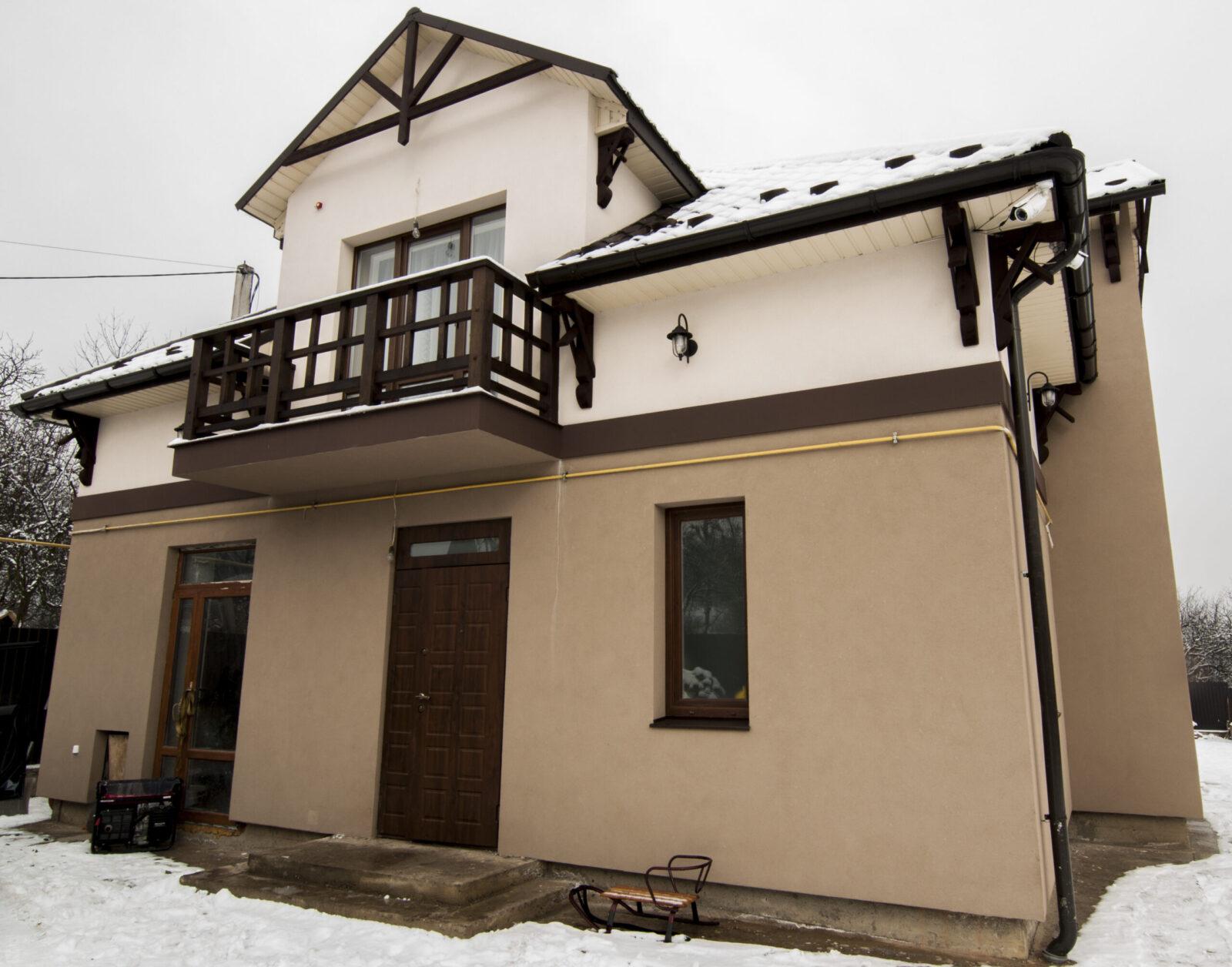 Приватний будинок, м. Чернівці