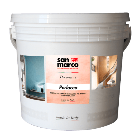 Декоративна перламутрова фарба Perlaceo