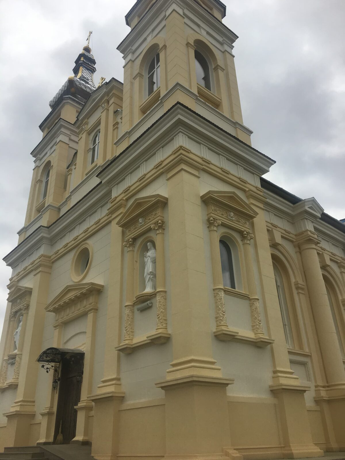 Церква, с. Криниця, Тернопільська обл.